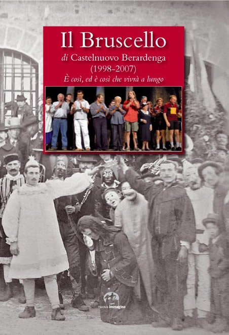 libro 10 anni del Bruscello di Castelnuovo Berardenga